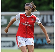 Arsenal Ladies 16/17 Home Shirt