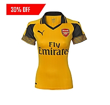 Arsenal Ladies 16/17 Away Shirt