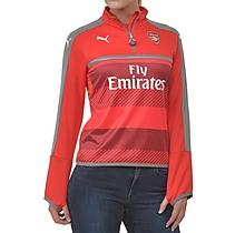 Arsenal Ladies 16/17 1/4 Zip Training Top