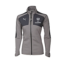 Arsenal Ladies Grey Performance Jacket