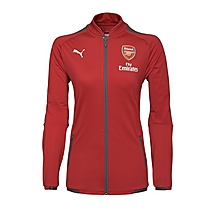 Arsenal Ladies 17/18 Stadium Jacket