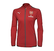 Arsenal Womens 17/18 Stadium Jacket