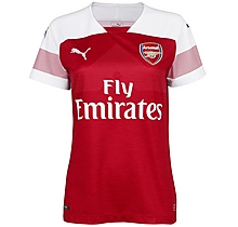 Arsenal Womens 18/19 Accueil Chemise