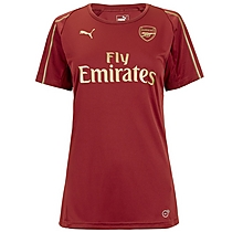 Arsenal Womens 18/19 Red Training Shirt