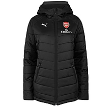 Arsenal Womens 18/19 Bench Jacket