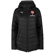 Arsenal Womens 18/19 Bench Jacket