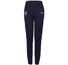 Arsenal Womens 18/19 Casual Performance Blue Sweat Pants