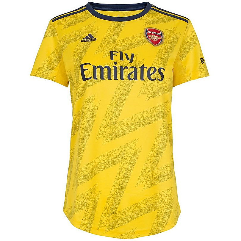 new concept 1deed e95fc Arsenal Womens 19/20 Away Shirt | Official Online Store