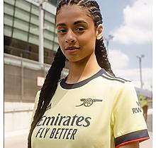 Arsenal Womens 21/22 Away Shirt