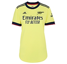 Arsenal Womens 21/22 Away Shirt