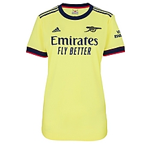 Arsenal Womens 21/22 Authentic Away Shirt