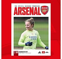 Arsenal Women v  Manchester City 07.02.21