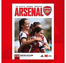 Arsenal Women V Brighton 25.04.2021