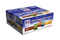 Hill Mini Packs Selection - 5 Varieties