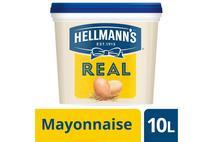Hellmann's Real Mayonnaise 10L