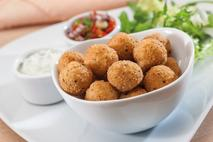 Green Gourmet Red Tractor Southern Fried Chicken Poppers