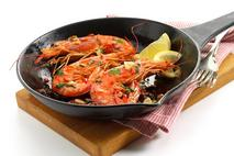 Argentinean Red Shrimp 20-30/kg