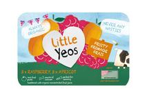 Yeo Valley Little Yeos Mixed Yogurt