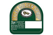 Lyle's Golden Syrup Sachets 4x24x20g