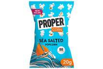 PROPERCORN Lightly Sea Salted Popcorn 20g