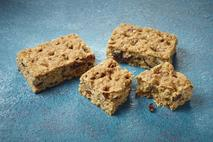 We Love Cake Cranberry and Pecan Flapjacks