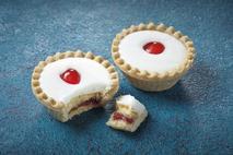 We Love Cake Cherry Bakewell Tarts
