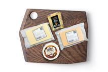 British Cheese Board Selection