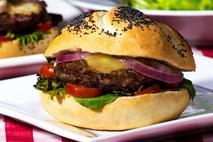 90% Scotch Beefburger QMS