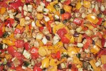 KM Roasted Mediterranean Vegetables