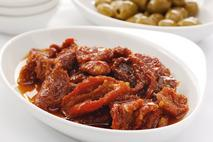 Sundried Tomatoes in Vegetable Oil