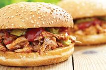The UK Foodhall Ltd Fully Cooked Shredded British Pulled Pork