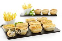 Proper Little Pies Chicken & Mushroom