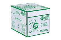7UP Free Postmix Syrup 7 Litres