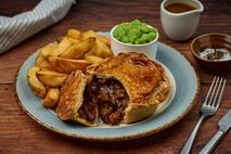 Phat Steak and Pot Pie