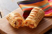 "Proper Cornish 6"" Unbaked Chorizo Roll"