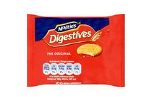 McVitie's Digestives 2 Biscuits mini packs