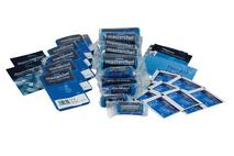 Masterchef 20 person all blue catering refill kit