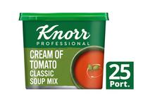 Knorr Professional Classic Cream of Tomato Soup 25 Port