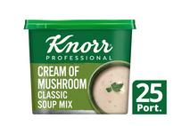 Knorr Professional Classic Cream of Mushroom Soup 25 Ptn