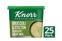 Knorr Professional Classic Broccoli & Stilton Soup 25 Portions