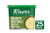 Knorr Professional Classic Cream of Veg Soup 25 Ptn