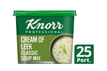 Knorr Professional Classic Cream of Leek Soup 25 Portions