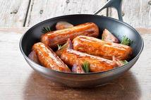 Quorn Best of British Sausage
