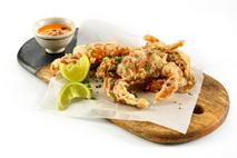 Whole Soft Shell Crab