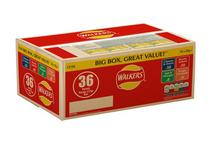 Walkers Variety Crisps 25g