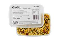 Brakes Wheatberry, Apple & Cranberry Salad