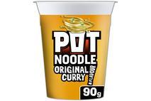 Pot Noodle Original Curry Standard 90g