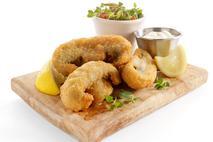 Golden Crumb Crispy Mushroom Dippers 1kg