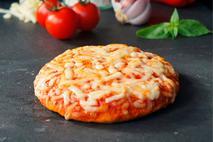 "Pizza Power Cheese & Tomato Pizza 5"""