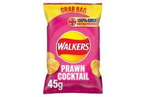 Walkers Prawn Cocktail Crisps 50g